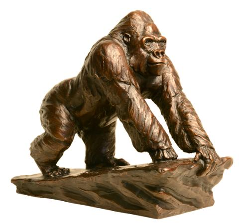 Gorilla_Plaza_Sculpture