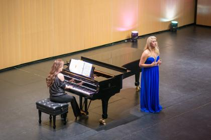 The Barbara Rondelli Kansas Statewide Classical Voice Competition
