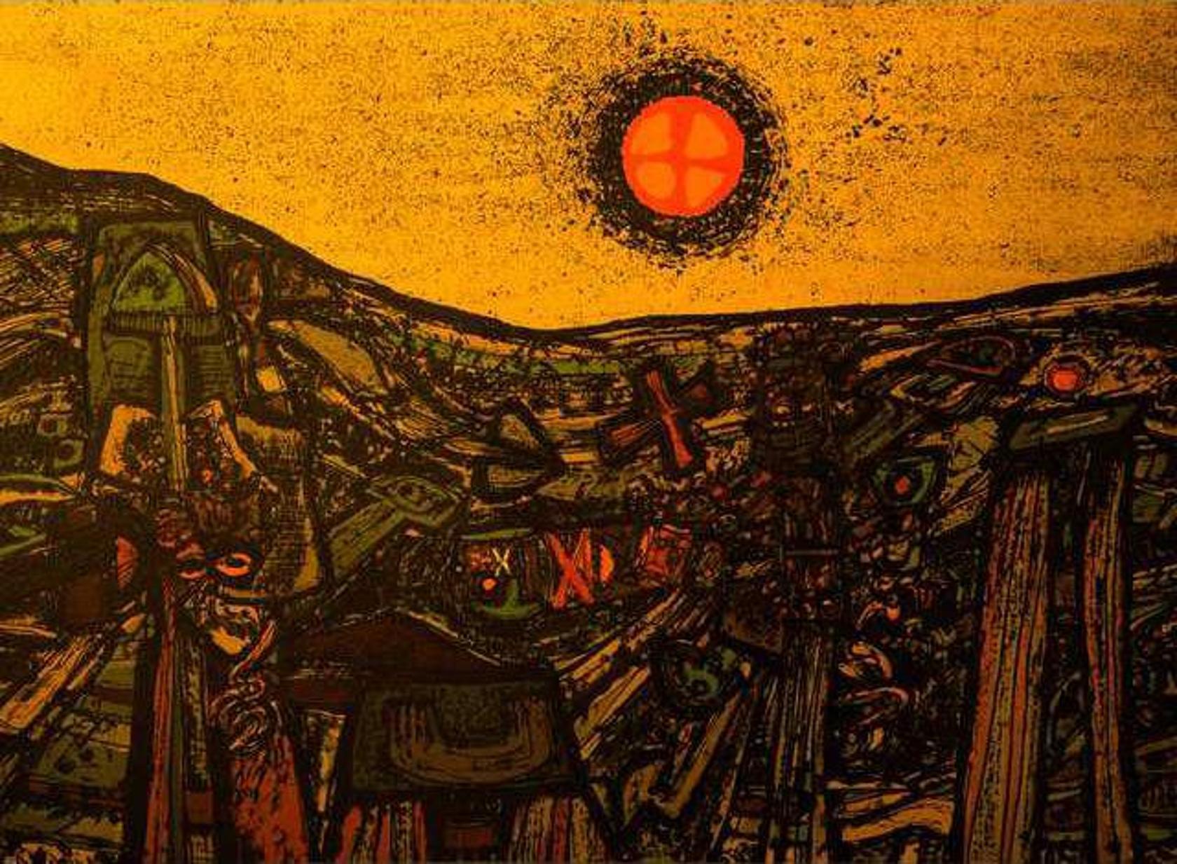 Harry Krug Art