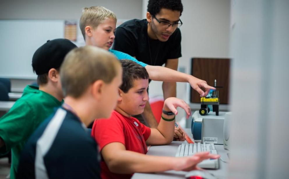 Summer Technology Workshops For Kids